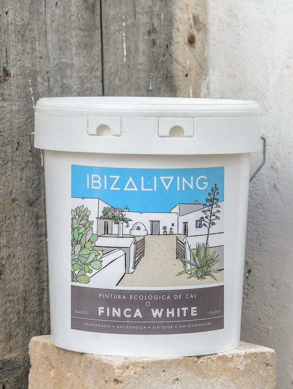 Ecological Lime Paint