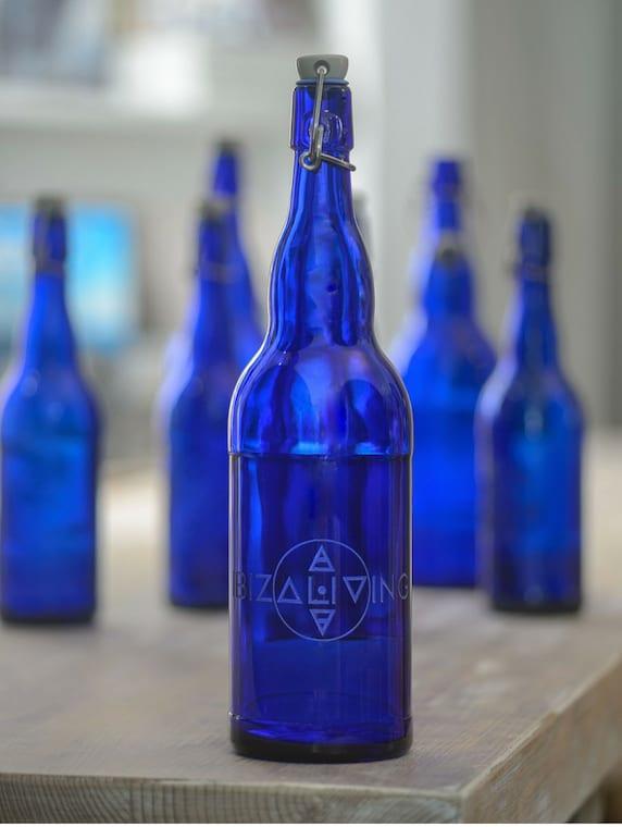 IBIZALIVING Bottle- 5 elements