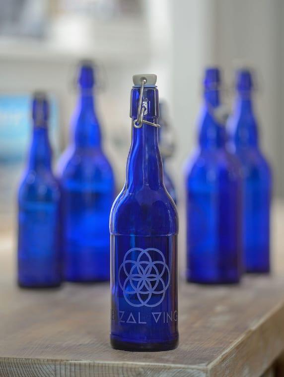 IBIZALIVING Bottle- Seed of Life Vitality